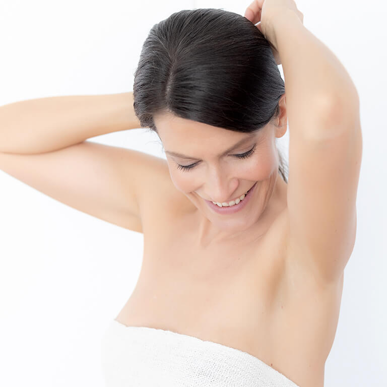 Achsel der schmerzen unter Lymphknoten bei